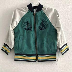 Genuine Kids Oshkosh boys 18M 18 Months jacket